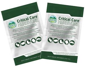 Critical Care 2 x 36g, Nager Reptilien Kaninchen (Ersatz) MHD:12/22 avi-complete