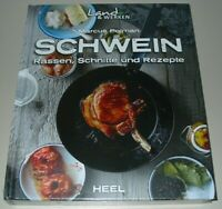 Marcus Polman: Schwein - Rassen Schnitte + Rezepte Land & Werken Buch Neu!