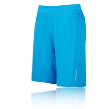 Shorts de fitness bleu taille L pour homme