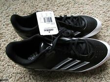 NEW ADIDAS SCORCH X SUPERFLY FOOTBALL CLEATS SHOES MENS 13.5 BLACK LOW