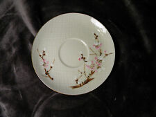 Hd Paint Wentworth China Japan Peach Blossom Saucers in excellent condition