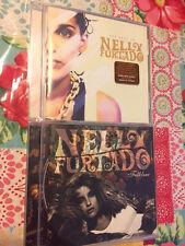 NELLY FURTADO - The Best Of CD Brand New SEALED RARE + BONUS Folklore CD!