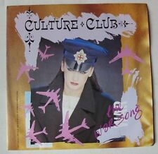 CULTURE CLUB (SP 45T) THE WAR SONG