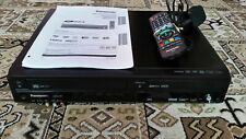 PANASONIC DMR-EZ49V VHS DVD RECORDER COMBO, USB & FREEVIEW SAME DAY DISPATCH!!!