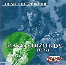 Dave Edmunds - I Hear You Knocking - Zounds Best audiophile CD 1999 -- NEU + OVP
