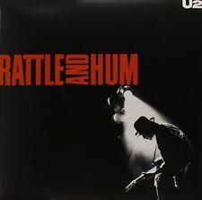 U2 RATTLE AND HUM DOPPIO VINILE LP NUOVO E SIGILLATO !!