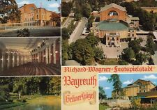Bayreuth  ,Ansichtskarte