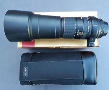 Sigma DG APO Aspherical 170-500mm f/5.0-6.3 Lens Nikon Fit