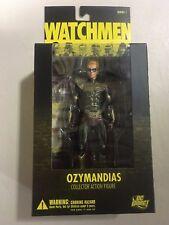 """Watchmen DC Direct Series 1 OZYMANDIAS 7"""" Collector Action Figure"""