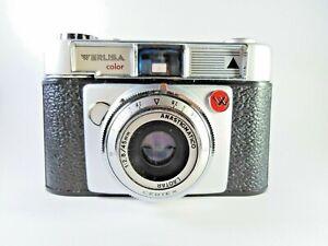 Vintage Camera WRLISA Color 1969. 45 mm. Spain