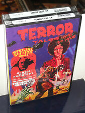 Terror Tales #4 - From the Hood (DVD Black Voodoo Exorcist / Devil Hunter, NEW!