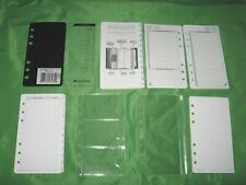 Portable 1 Year Undated Refill Lot Day Timer Planner Franklin Covey Compact