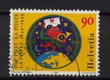Switzerland 1999 SG#1406 Swiss Postal Service Used #A1311