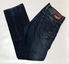 Tommy Hilfiger Denim Rogar Jeans Hombre W34 L34 TH THD
