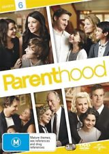 Parenthood : Season 6 (DVD, 2015, 3-Disc Set) New sealed and wrapped