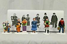 Department 56 Heritage Christmas Village David Copperfield Set of 5 Figures