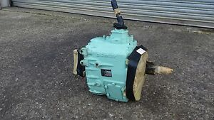EX MOD FULLY RE CON ACMAT GEARBOX
