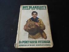 1920 Roy Blakeleys Camp on Wheels Percy Keese BSA HCDJ