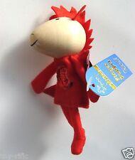 RED DRAGON - IN LEGNO guidato raccontare una storia Finger Puppet-Fiesta Crafts-Nuovo di Zecca