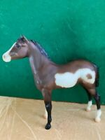 Breyer Traditional Stock Horse Foal Bay Overo Pinto from the Spirit of the West