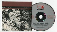 Camouflage Maxi-CD STRANGERS THOUGHTS 1988 Cardsleeve 887 342-2 West German 4-tr