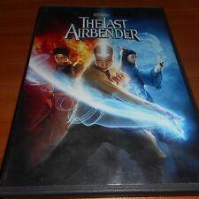 The Last Airbender (DVD, Widescreen 2010) Jackson Rathbone, Noah Ringer Used