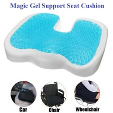 Magic Gel Support Seat Cushion - Say Goodbye to Back Pains