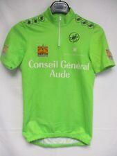 Maillot cycliste TOUR DE L'AUDE vintage CASTELLI shirt maglia collection jersey