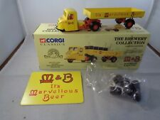 Corgi Classics 15201 Scammell Scarab Delivery Truck `MITCHELLS BREWERY` Boxed