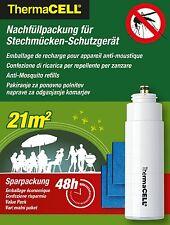 ThermaCell Nachfüll-Set für Stechmücken Schutzgerät, Laternen, Kartuschen, 48h