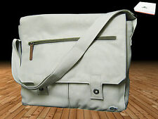 LACOSTE New Casual (15) MESSENGER Shoulder Bags Grey