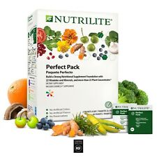 Nutrilite Perfect Pack - 60 Packets (30 A.M. and 30 P.M.) / FREE SHIPPING