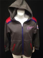 New Los Angeles Clippers Youth Size S Small 8 Majestic Track Jacket Hoodie $50