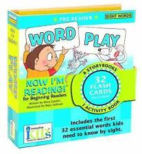Nir! Word Play: Sight Words (Now I'm Reading!: Pre-Reader)