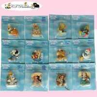 Cherished Teddies Mini Ornament 12teiliges Set USA Rarität NEU - 297542