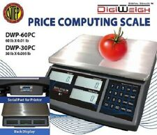 Dwp 60pc 60 Lb Ntep Legal For Trade Price Computing Scale