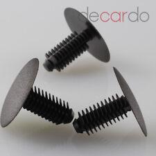 50 x revestimiento clips revestimiento interior klip casi para todas las marcas de automóviles door trim