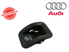 VG7 Audi 1x Mounting Sleeve Cover For Child Rear Seat Hook Bracket 8T0887233B4PK
