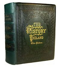 1868 IRELAND ANTIQUE IRISH HISTORY GENEALOGY Celtic Pagan Kings War Independence