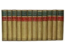 The Poetical Works of Sir Walter Scott | 1833-34 | 12 volumes | Leather bound