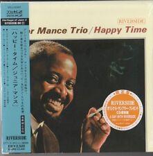 Junior Mance Trio – Happy Time (1962) FIRST EDITION JAPAN MINI LP CD Ron Carter