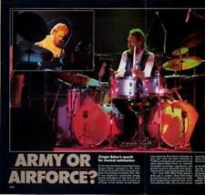 Ginger Baker Cream Airforce Encyclopedia article