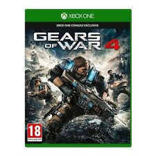 Gears Of War 4 Xbox One Game - Brand new!