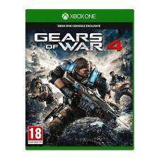 Gears OF WAR 4 XBOX One Gioco-Nuovo di zecca!