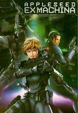 Appleseed EX Machina 0085391200642 DVD Region 1