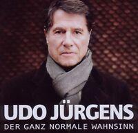 """UDO JÜRGENS """"DER GANZ NORMALE WAHNSINN"""" CD NEU"""