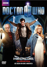 Dr. Who: A Christmas Carol (DVD,2011)
