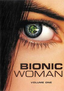 Bionic Woman - Volume 1 - Molly Price Miguel Ferrer Lucy Hale - 2-Disc DVD WS