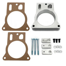 Throttle Body Spacer Kit For 4.8L 5.3L 6.0L GMC Sierra 1500 2500 HD Yukon XL2500