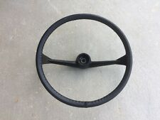 Triumph Herald and Spitfire 1959 - 1966 Leather Wrapped Steering Wheel